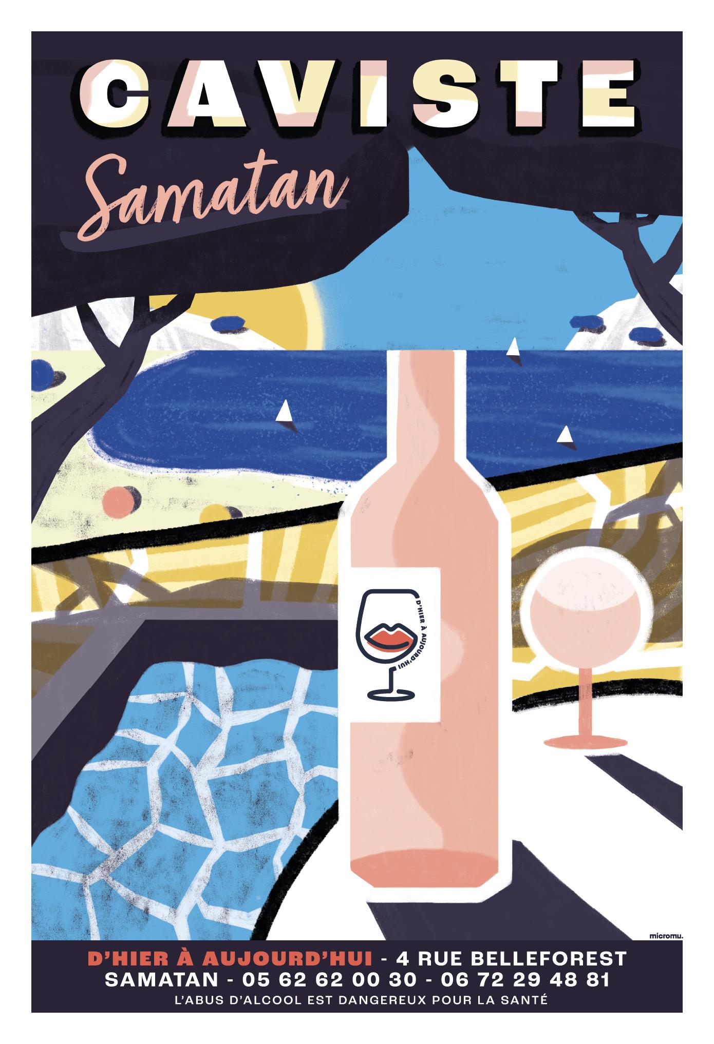 Votre caviste à Samatan